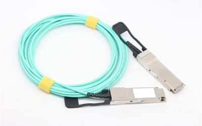 QSFP-to-QSFP 100G Active Optical Cable