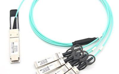 100G QSFP28 2km SFP+ Module QSFP28 CWDM4 2KM 1271~1331 LC