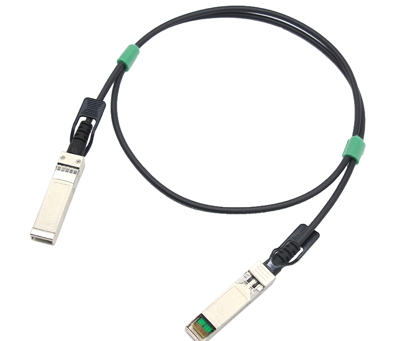Direct Attach Cable 10Gbps   0.2~15m SFP+ to SFP+ 30/24AWG DAC 10G